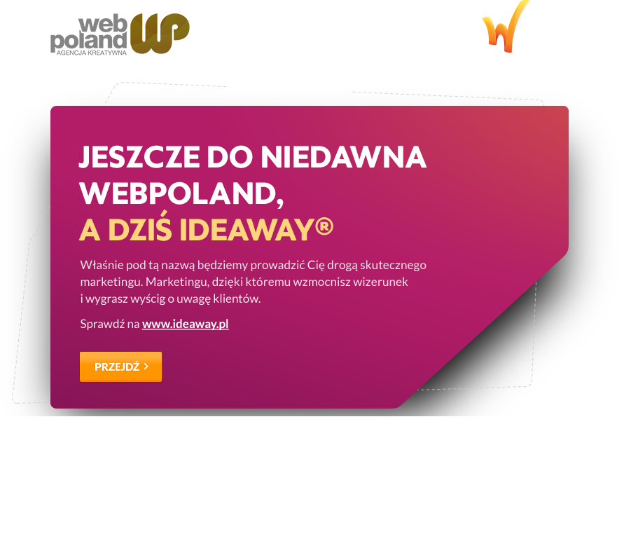 IDEAWAY® - Eksperci od marketingu